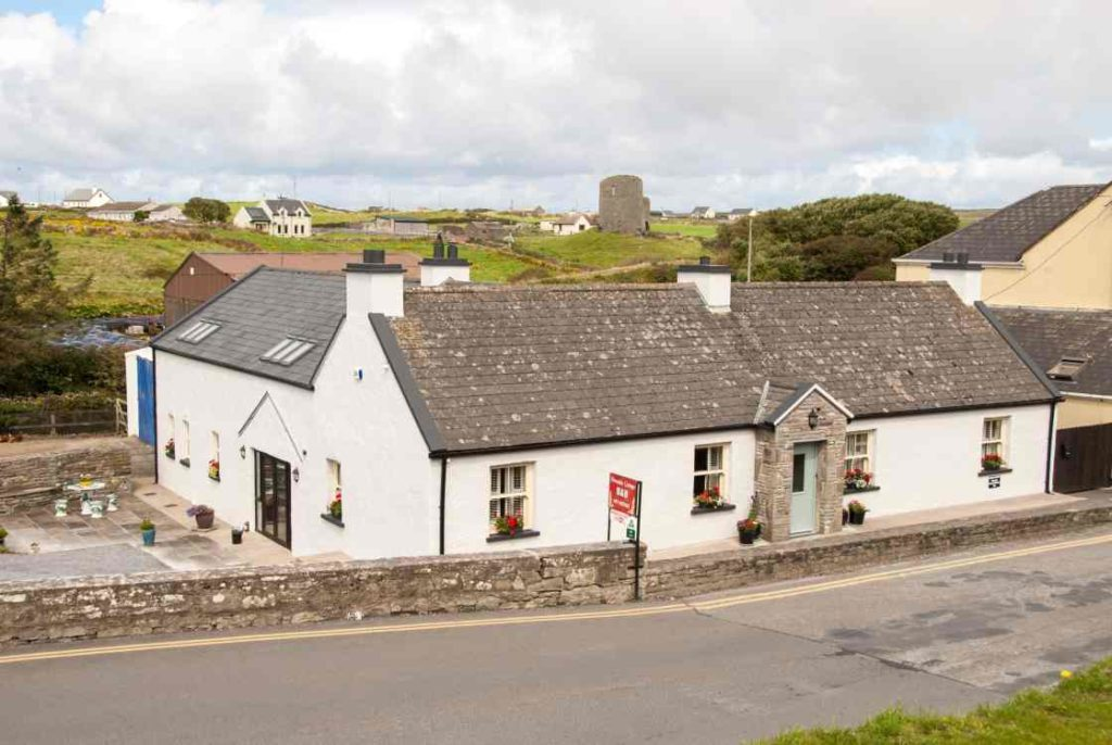 Riverside Cottage B&B - Doolin, co. Clare