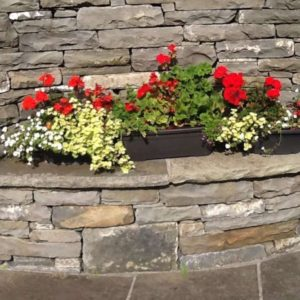Riverside Cottage B&B Doolin Patio (1)