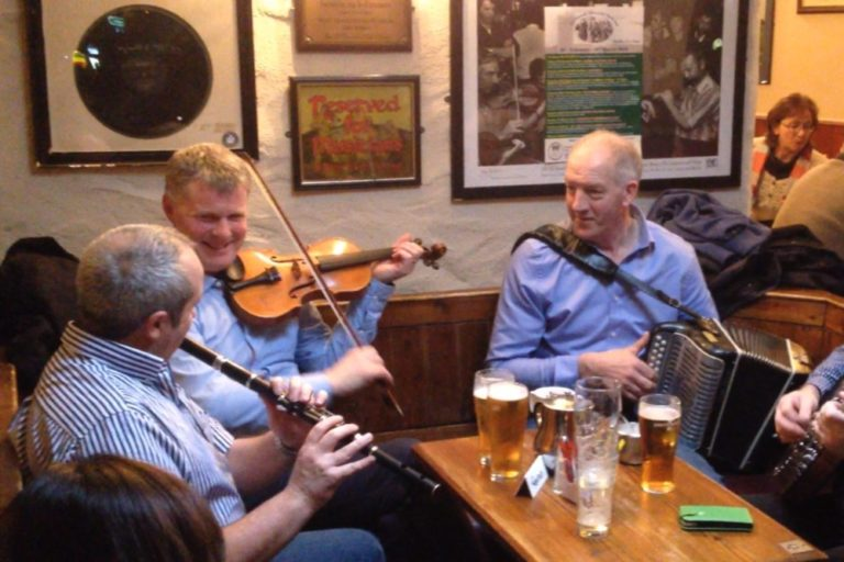 Gus O'Connor's Pub Doolin Session
